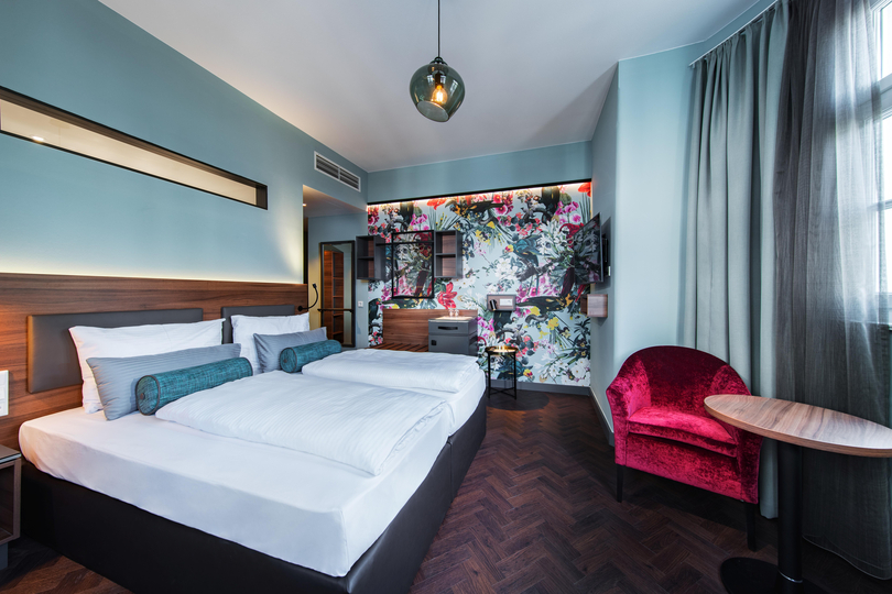 Neueröffnung des Maison Schiller by DesignCity Hotels