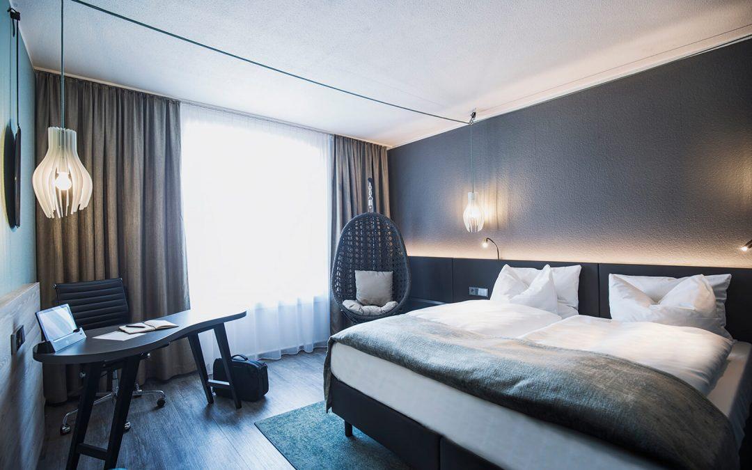 Modernisierung des  The Rilano Hotel Frankfurt Oberursel bis September 2019