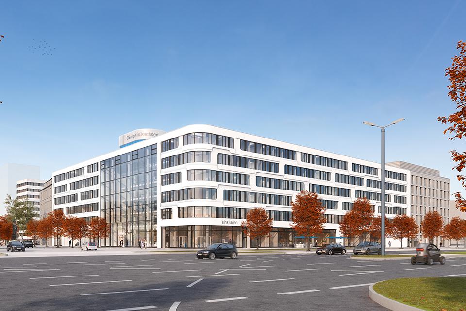 GS Star Deutschland pachtet Hotelneubau von FAY Projects in Chemnitz