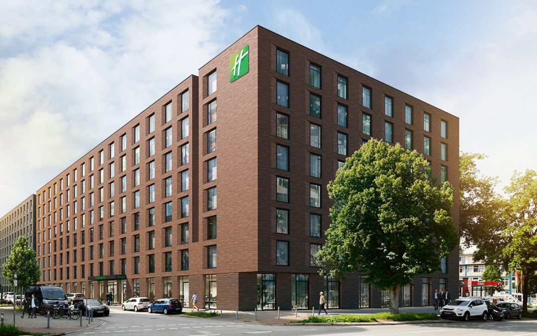 Eröffnung des Holiday Inn Hamburg – Berliner Tor