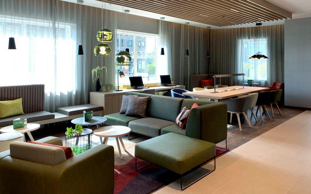 Expansion in den Niederlanden / Eröffnung des Holiday Inn Eindhoven Airport