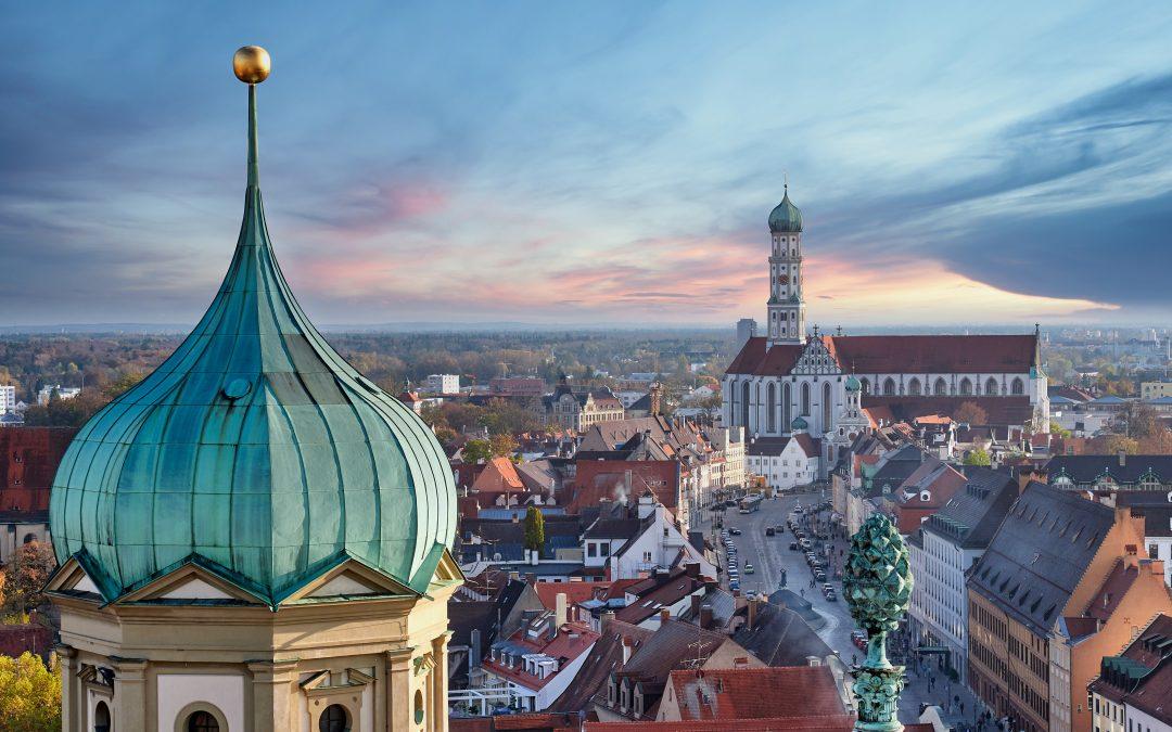 In Augsburg eröffnet die GS Star zwei neue Hotels. Eröffnung ist am 1. September 2020.