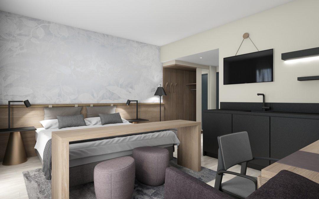 In Karlsruhe eröffnet die G&S Hotelbetriebs GmbH ein neues Hotel / Eröffnung am 29. September 2020
