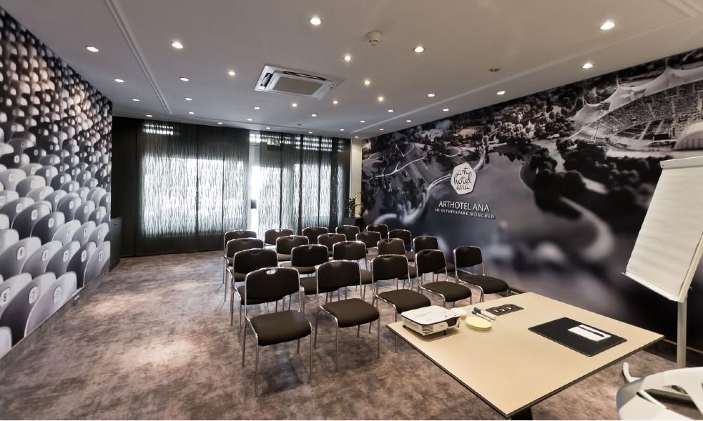 Tagungen im Arthotel ANA Olympiapark.