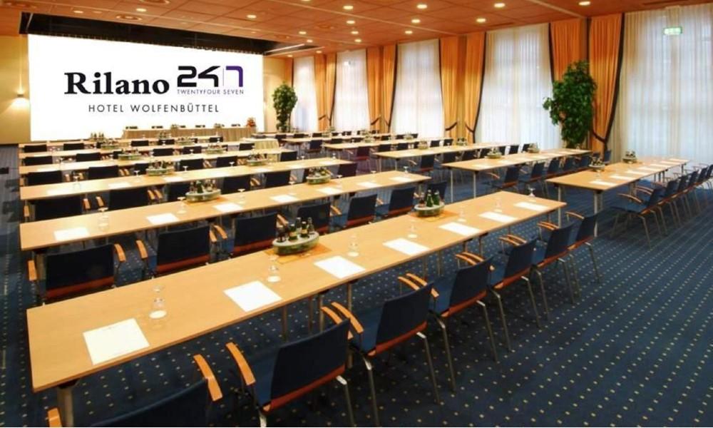 Tagungsräume in unserem Hotel in Wolfenbüttel.