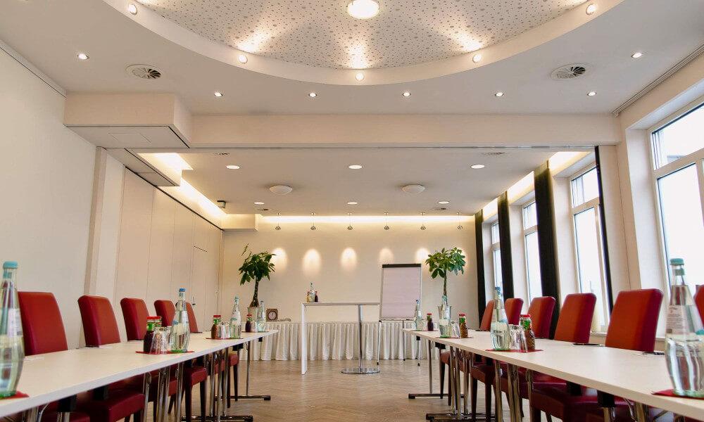 Tagen Sie in unserem Stadthotel Gersthofen.