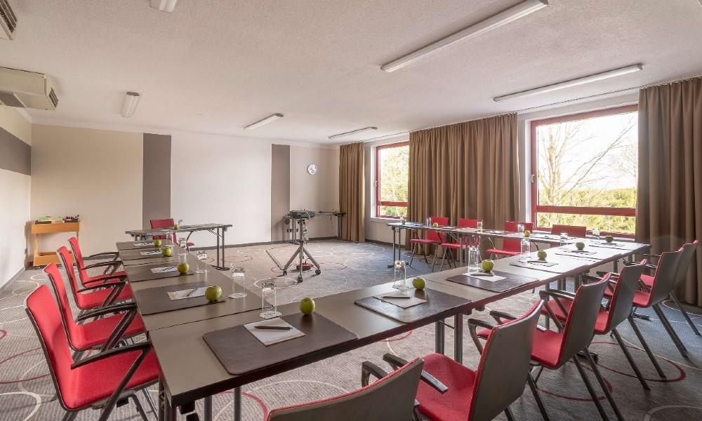 Das The Rilano Hotel Frankfurt Oberursel versanstaltet Ihre Tagung.