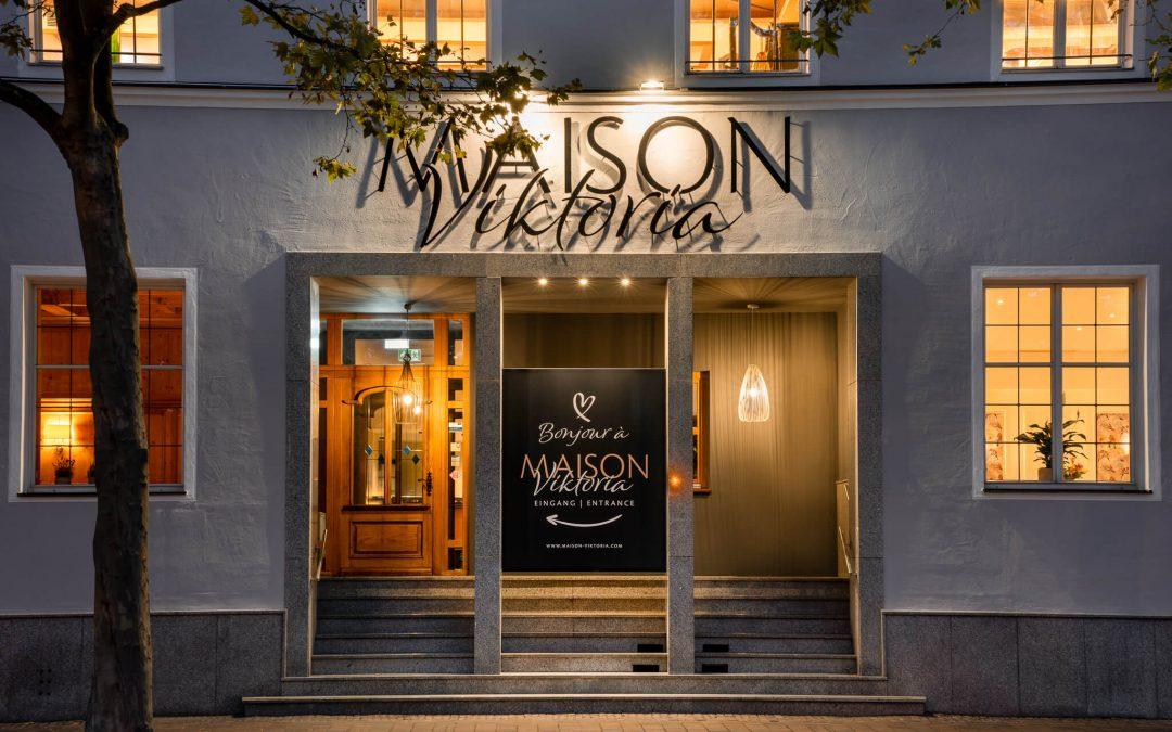 Très chic: Das Maison Viktoria eröffnet in Augsburg. Ein kleines Stück Frankreich im Herzen der Fuggerstadt.